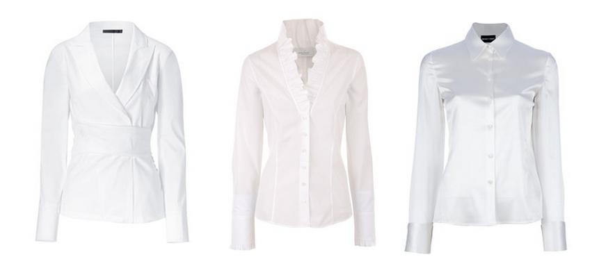 Camisa Blanca: Un Basico Indispensable