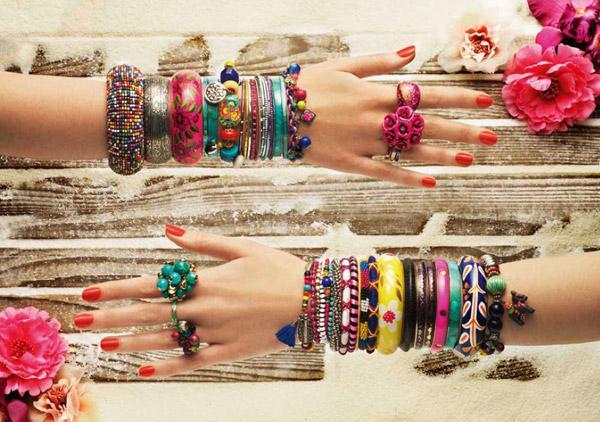 Hippie Chic: Un look fácil de Crear